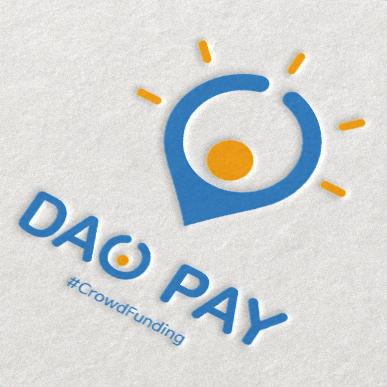 로고 + 간판 | DAO PAY(다오페이) | 라우드소싱 포트폴리오
