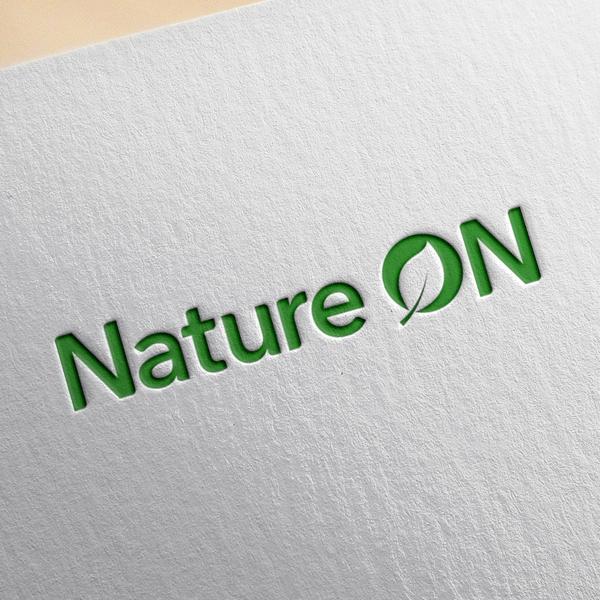 로고 디자인 | 네이처온 | 라우드소싱 포트폴리오