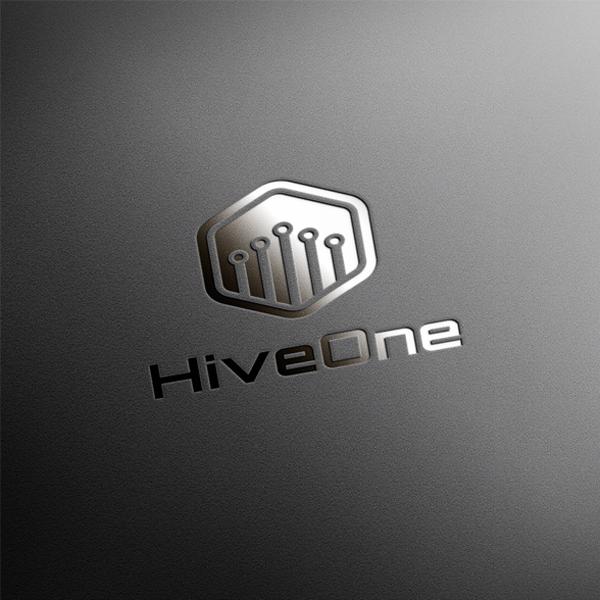 로고 디자인 | (주)하이브원 | 라우드소싱 포트폴리오