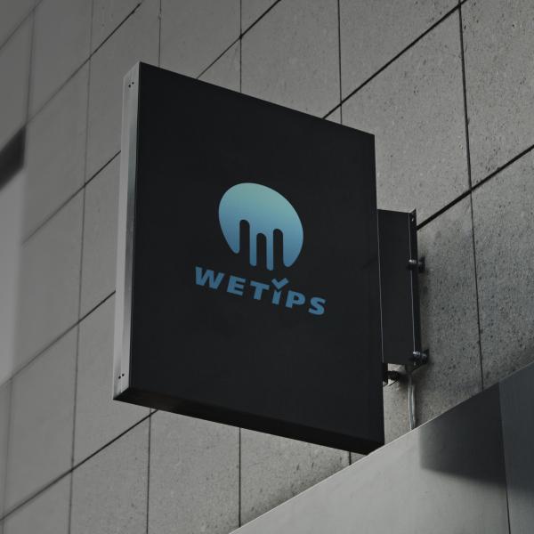 로고 + 명함 | wetips | 라우드소싱 포트폴리오