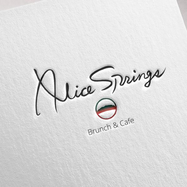 로고 디자인 | 브런치카페 로고 디자인 | 라우드소싱 포트폴리오