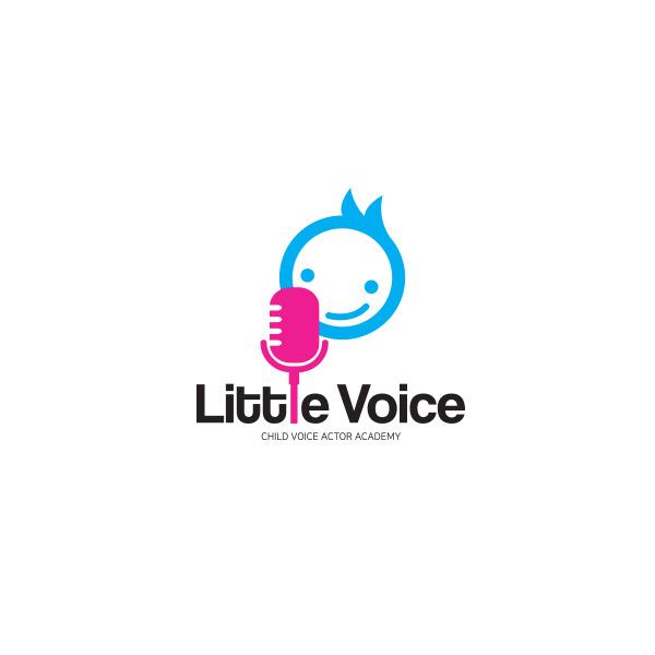 로고 디자인 | 보이스투보이스 방송연기교육원 | 라우드소싱 포트폴리오