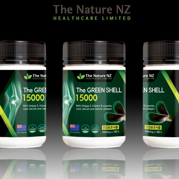 라벨 디자인 | The Nature New Z... | 라우드소싱 포트폴리오