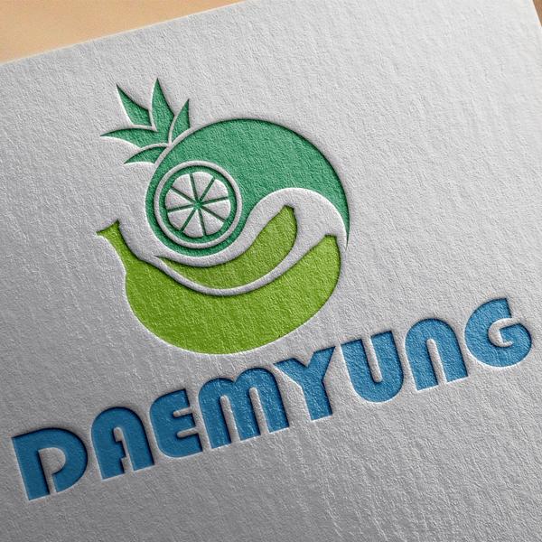 로고 + 명함   주식회사 대명   라우드소싱 포트폴리오