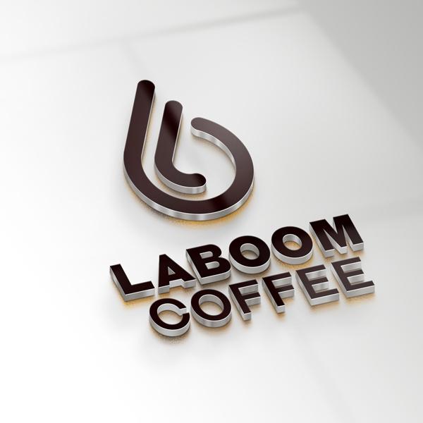 로고 디자인 | LABOOM COFFEE... | 라우드소싱 포트폴리오