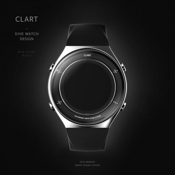 제품 디자인 | 다이브 시계 제품 디자인 | 라우드소싱 포트폴리오