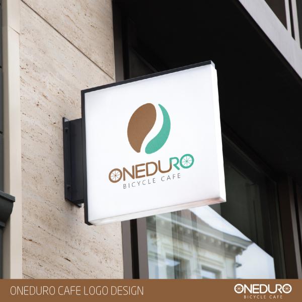 로고 디자인 | OneDuRo Cafe | 라우드소싱 포트폴리오