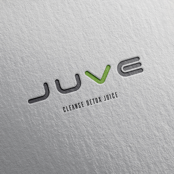 로고 디자인   JUVE   라우드소싱 포트폴리오