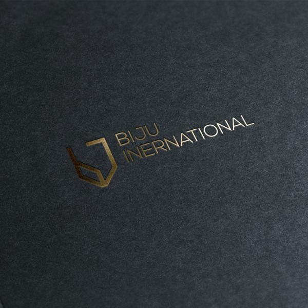 로고 디자인   (주)비주 인터내셔널(BIJU...   라우드소싱 포트폴리오