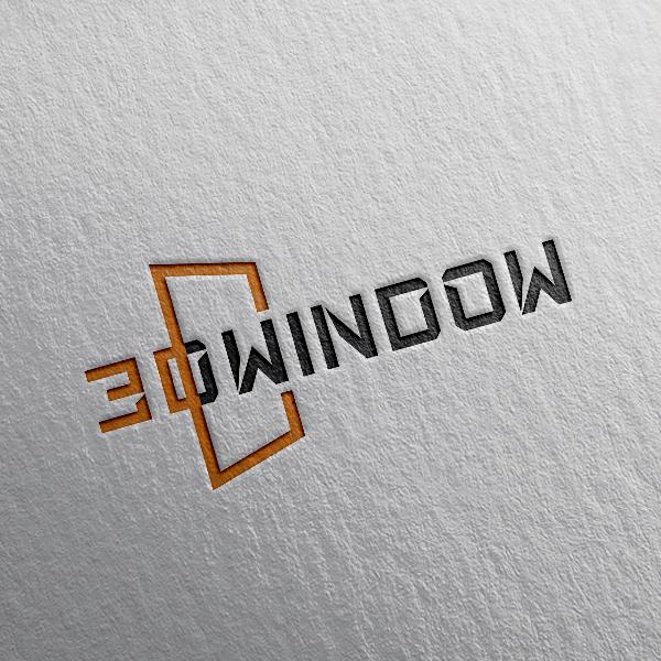 로고 + 명함   주식회사 쓰리디 팝콘   라우드소싱 포트폴리오