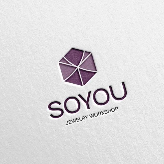 로고 디자인   soyou jewelry wo...   라우드소싱 포트폴리오