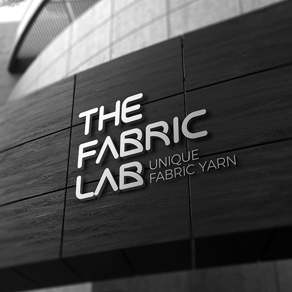 로고 디자인    더패브릭랩 THE FABRI...   라우드소싱 포트폴리오