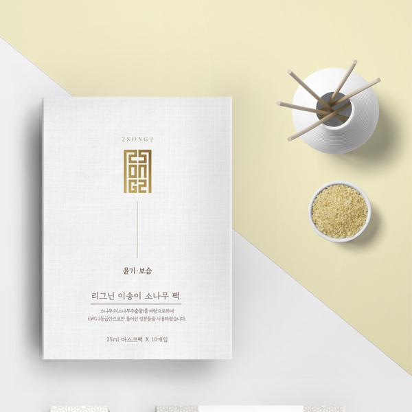 패키지 디자인 | 리그닌주식화사 | 라우드소싱 포트폴리오