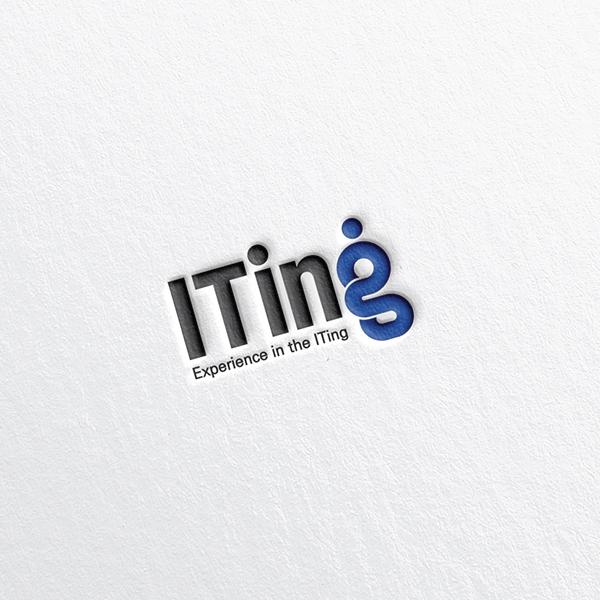 로고 디자인   (주)아이팅   라우드소싱 포트폴리오