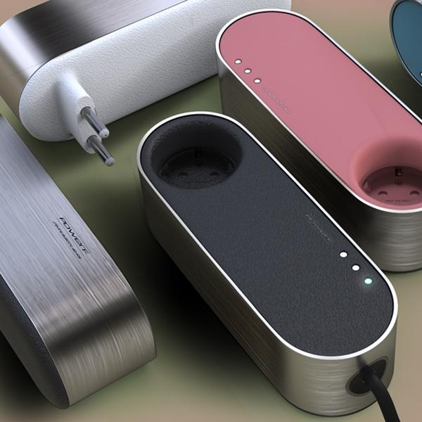 제품 디자인 | 가전용 전기 절전기 | 라우드소싱 포트폴리오