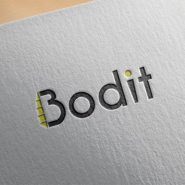 로고 + 명함 | Bodit(바딧) | 라우드소싱 포트폴리오
