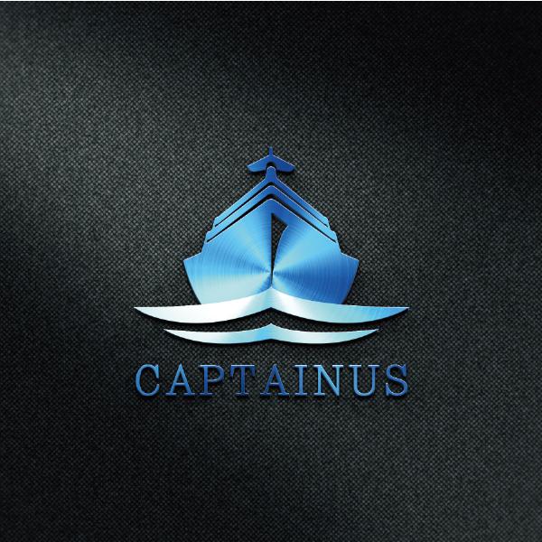 로고 + 명함   CAPTAINUS(캡티너스)   라우드소싱 포트폴리오