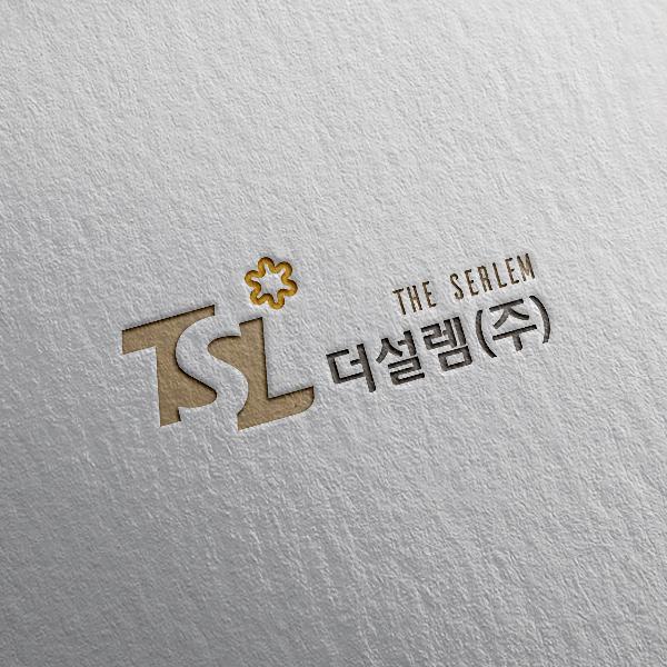 로고 + 명함   더설렘(주)   라우드소싱 포트폴리오