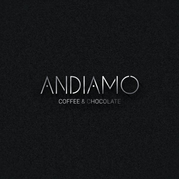 로고 + 간판   andiamo(안디아모)   라우드소싱 포트폴리오