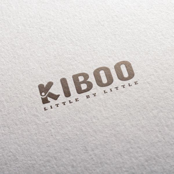 로고 디자인   KIBOO   라우드소싱 포트폴리오