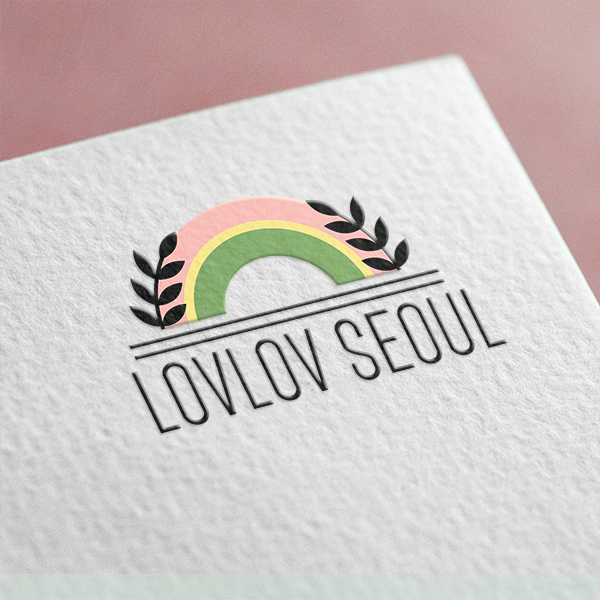 로고 디자인 | 로브로브 서울 로고 디자... | 라우드소싱 포트폴리오