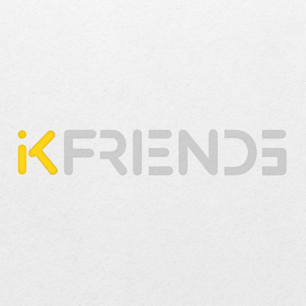 로고 + 명함 | K FRIENDS (케이프렌즈) | 라우드소싱 포트폴리오