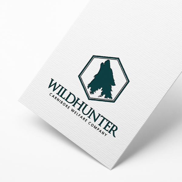 로고 디자인 | WILDHUNTER | 라우드소싱 포트폴리오