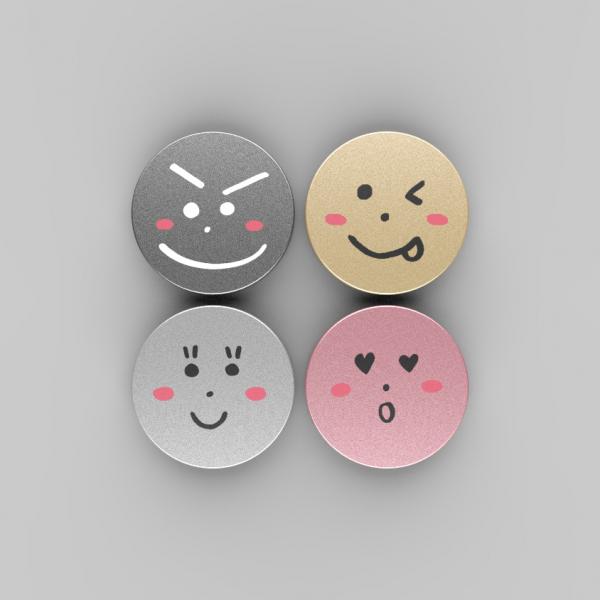 기타 디자인 | 얼굴 표정 디자인 의뢰 | 라우드소싱 포트폴리오