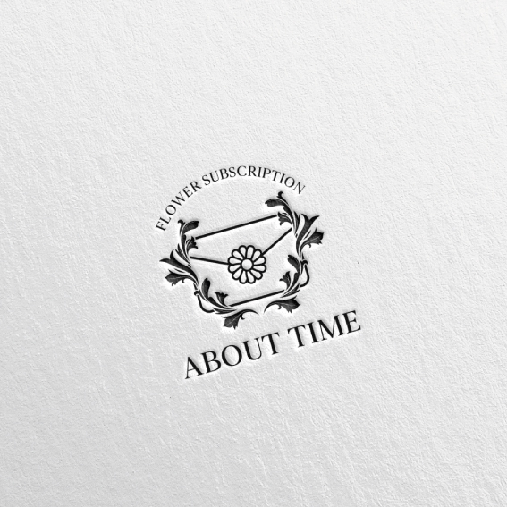 로고 디자인 | (주)어바웃타임에스앤와이 | 라우드소싱 포트폴리오