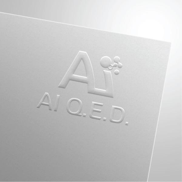 로고 + 명함 | (주)아이쿼드 | 라우드소싱 포트폴리오