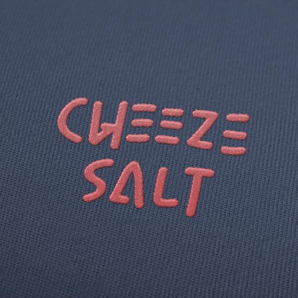 로고 + 명함 | 치즈솔트 브랜드 로고 디... | 라우드소싱 포트폴리오