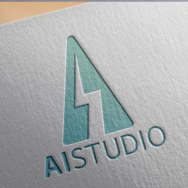 로고 디자인 | AI STUDIO 로고제작 | 라우드소싱 포트폴리오