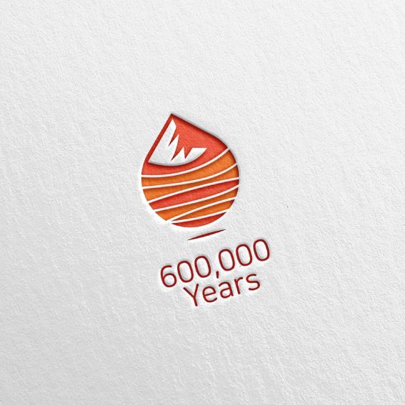 로고 디자인 | 600,000Years ... | 라우드소싱 포트폴리오