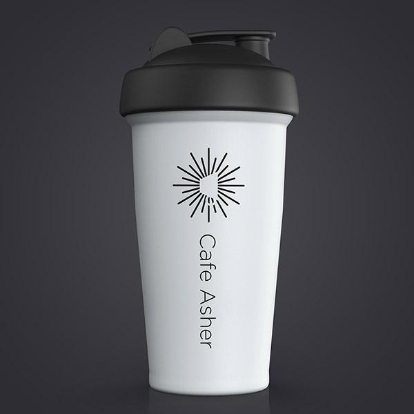 로고 디자인   Cafe Asher 카페 아셀   라우드소싱 포트폴리오