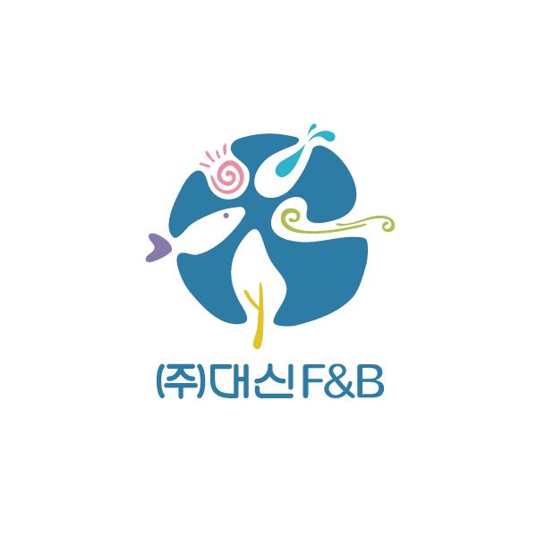 로고 디자인 | (주)대신 F&B | 라우드소싱 포트폴리오