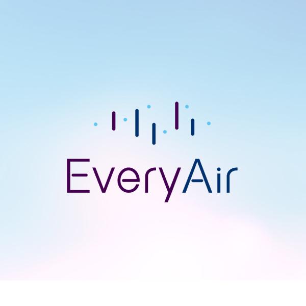 로고 디자인 | EveryAir 서비스 ... | 라우드소싱 포트폴리오