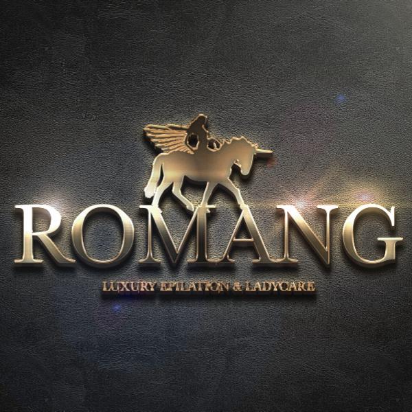 로고 + 명함 | -ROMANG-(로망) ... | 라우드소싱 포트폴리오