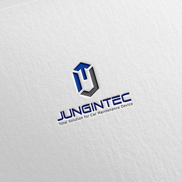 로고 + 명함 | (주)정인텍 | 라우드소싱 포트폴리오