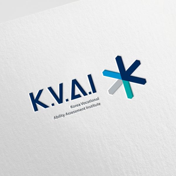 로고 + 명함 | 한국직무능력평가연구소 로... | 라우드소싱 포트폴리오