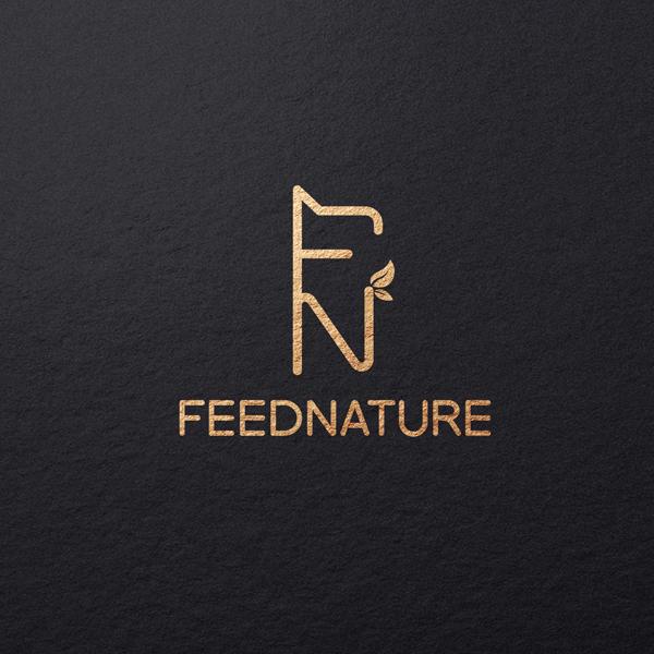 로고 디자인 | (주)피드네이처 | 라우드소싱 포트폴리오