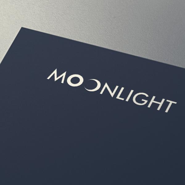 로고 디자인 | Moonlight | 라우드소싱 포트폴리오