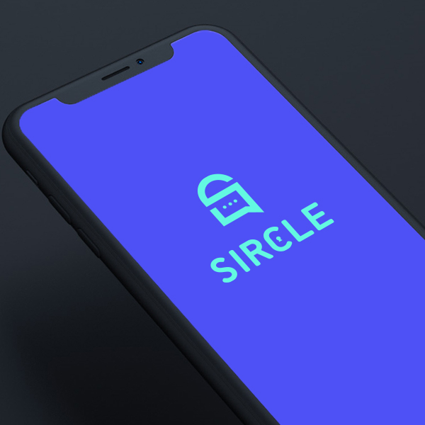 로고 디자인 | 메신저 Sircle 의 ... | 라우드소싱 포트폴리오