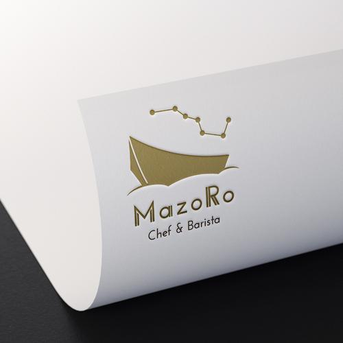 로고 + 간판   MazoRo   라우드소싱 포트폴리오