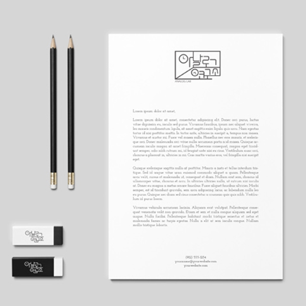 로고 디자인   아날로그연구소/(주)펀팩   라우드소싱 포트폴리오