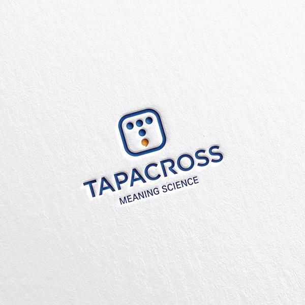 로고 + 명함 | 타파크로스 CI 개발 | 라우드소싱 포트폴리오