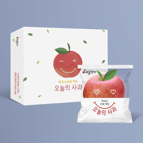 패키지 디자인   영농조합법인 한국씨엔에스   라우드소싱 포트폴리오