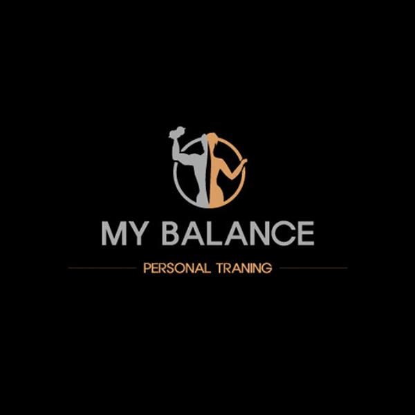 로고 + 명함   MY BALANCE 마이밸런스   라우드소싱 포트폴리오