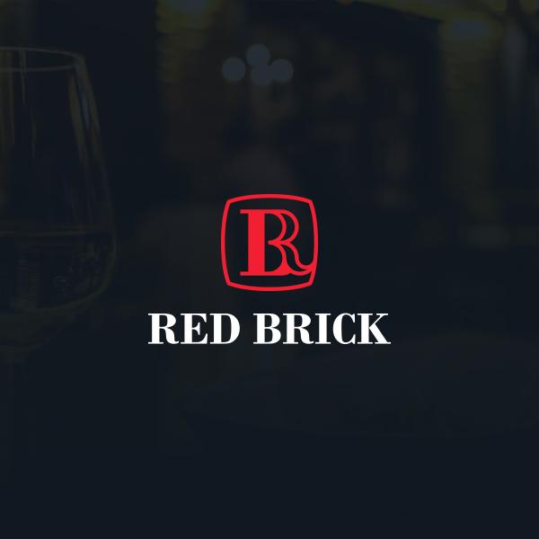 로고 디자인   RED BRICK   라우드소싱 포트폴리오