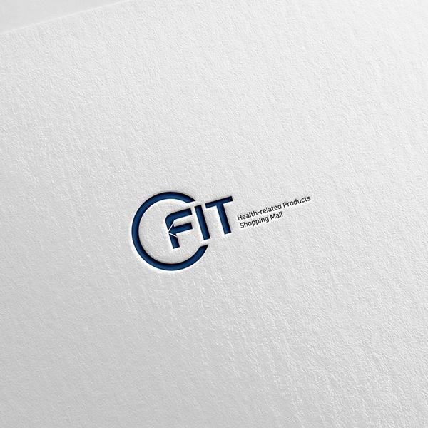 로고 디자인   Fit   라우드소싱 포트폴리오