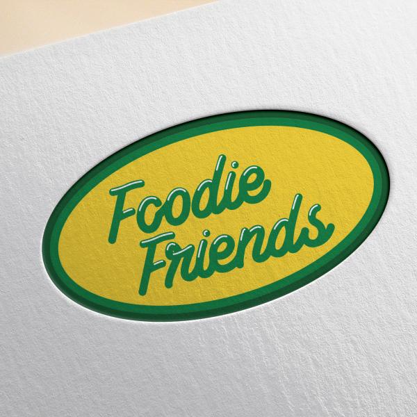 로고 디자인 | Foodie Friend... | 라우드소싱 포트폴리오